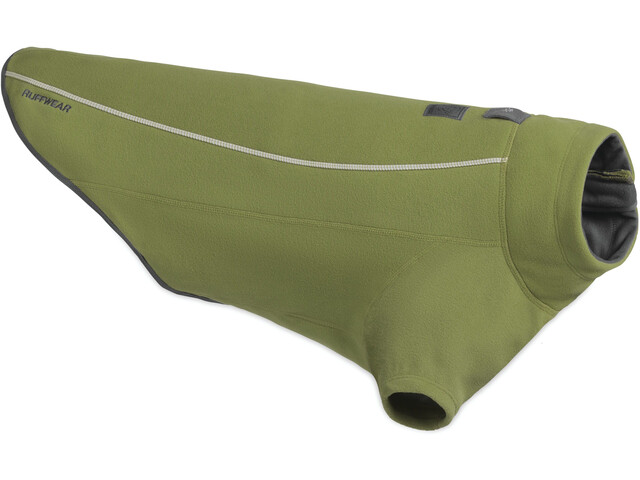 Ruffwear Climate Changer Polaire, cedar green